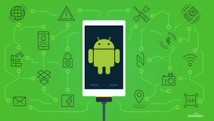Developing A Solution For Mobile Device Management