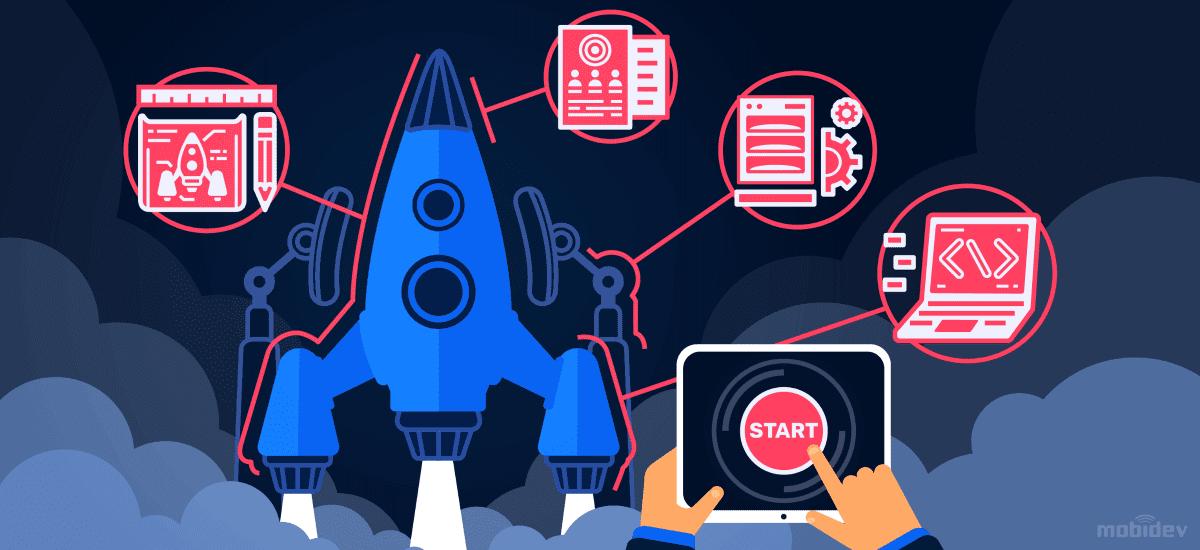 Software Development Product Launch