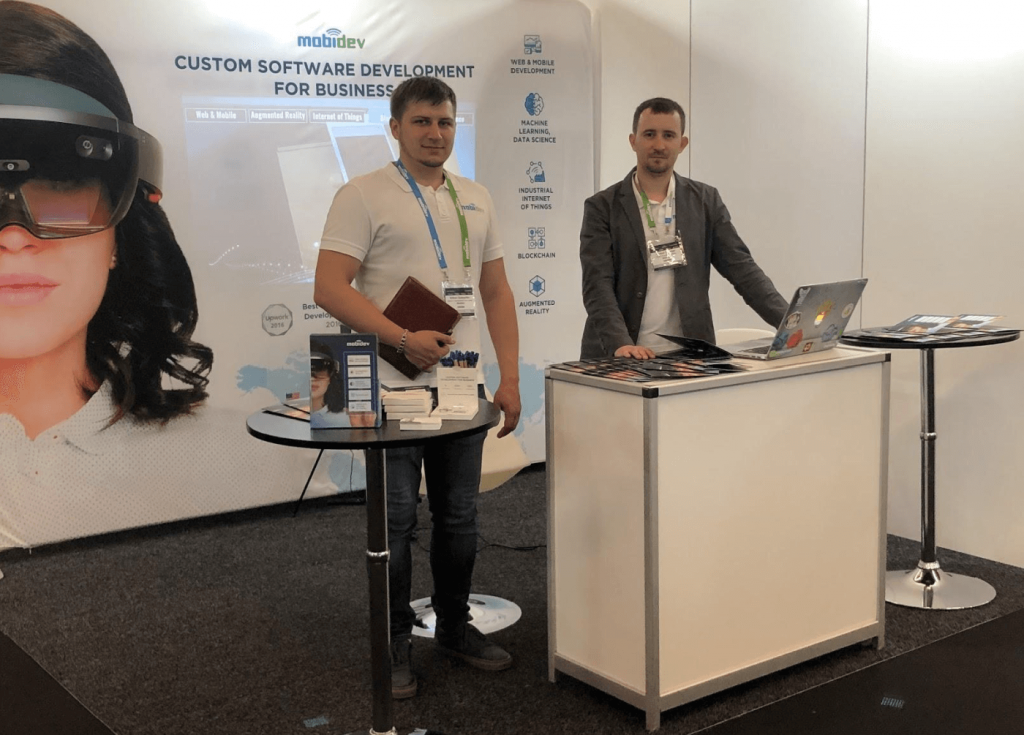 Exhibiting at IoT Tech Expo in Amsterdam