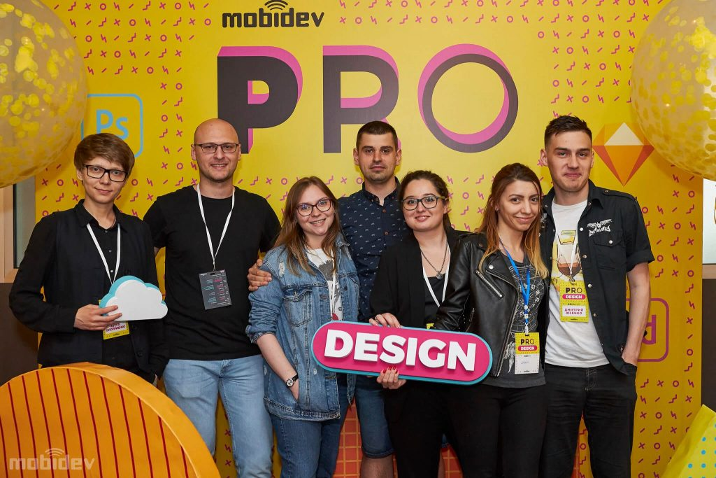 PRO Design Conference by MobiDev Design Experts