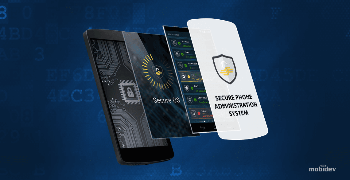 Case study: custom Android-based security app development