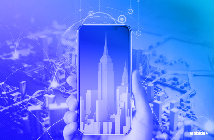 Case Study: AR apps development for iOS & Android