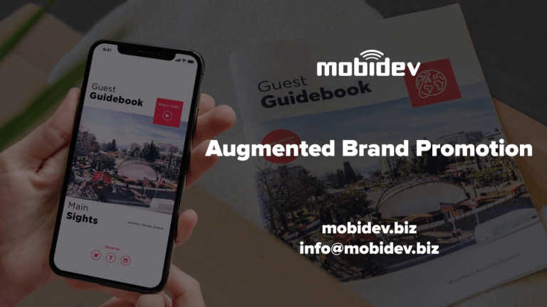How to use augmented reality for marketing? Watch the demo!
