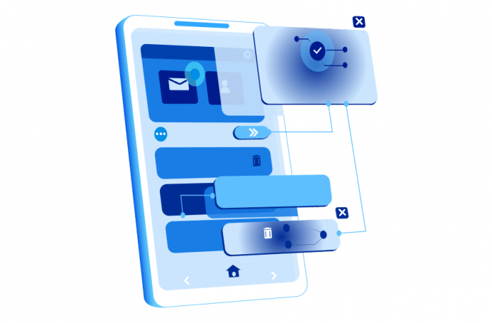 Custom mobile app development services