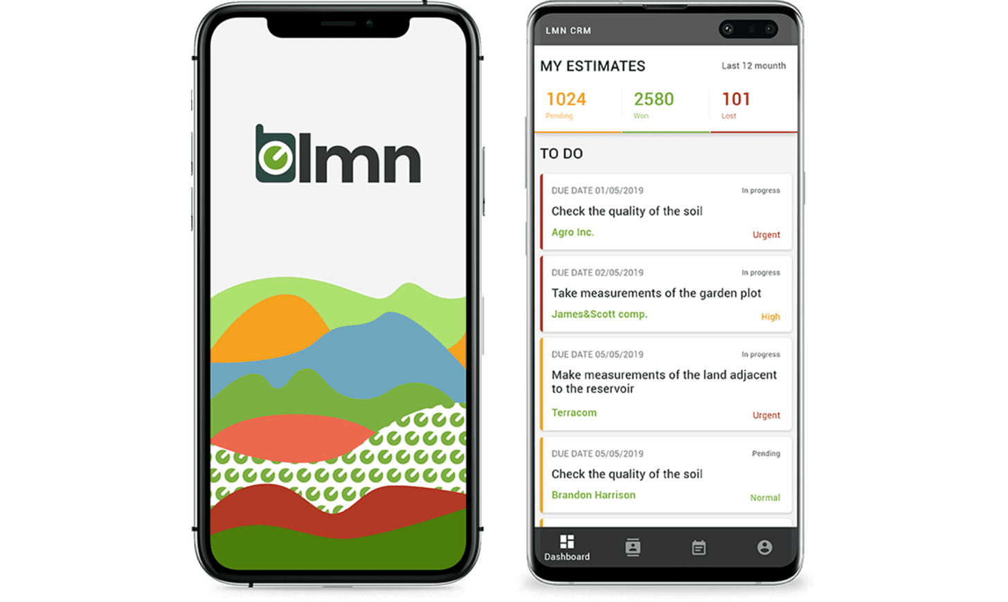 Success story: Designing a mobile CRM with Flutter