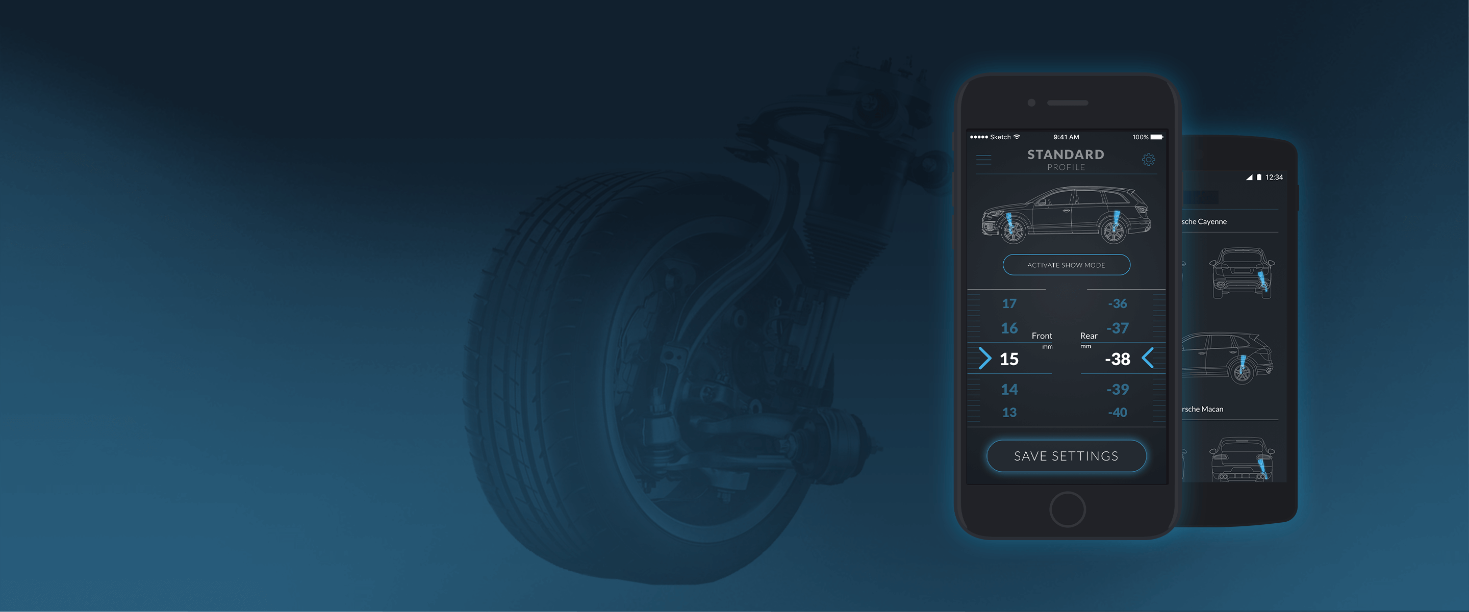 Case study: mobile IoT app development for connected cars