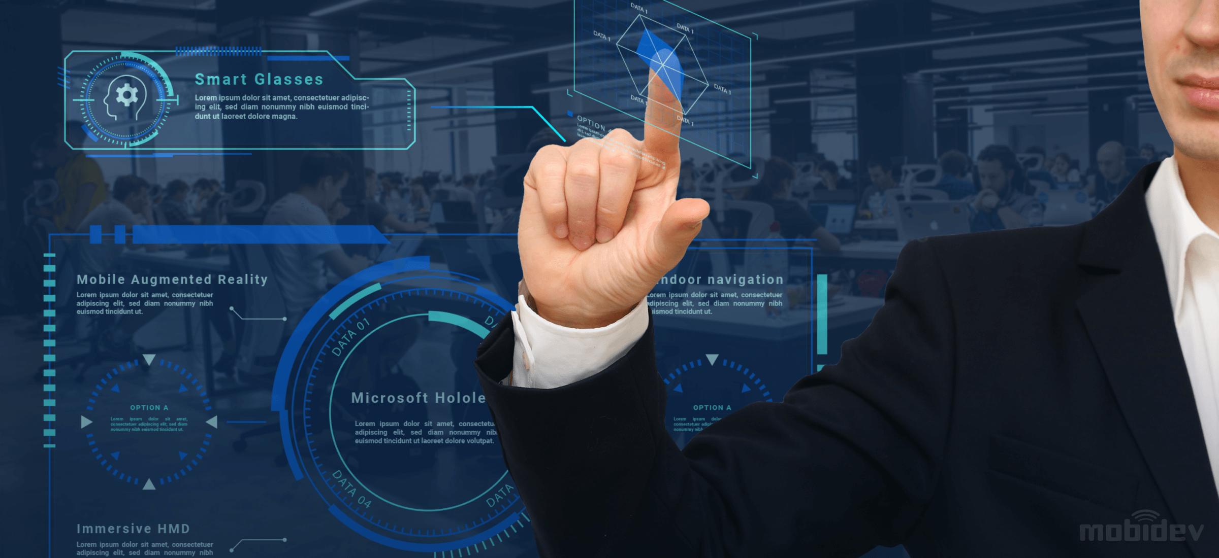 Augmented Reality Development: Technology, Process, Cost