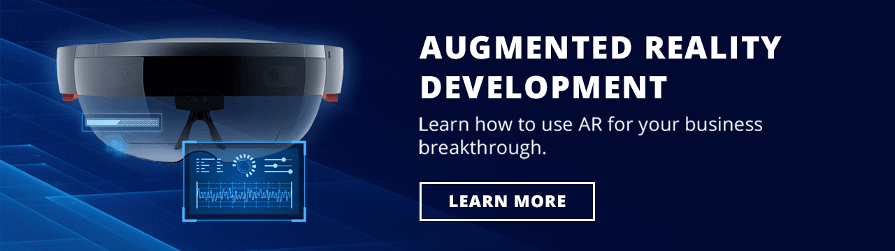 Augmented Reality Development Services MobiDev