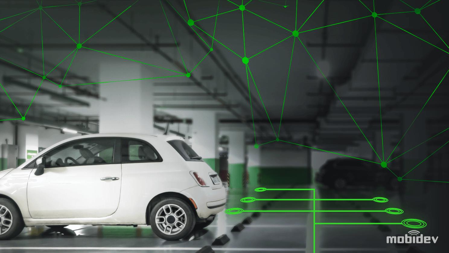 IoT-based Smart Parking System Development
