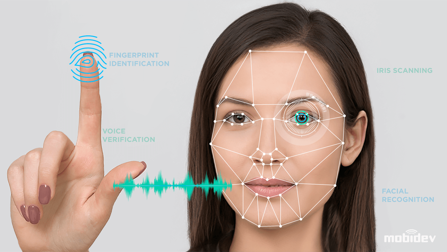 Multimodal Biometric Verification for Business Security System Development