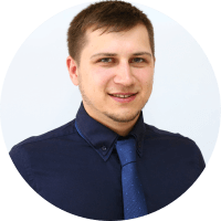Victor Gubochkin - Iot Lead Solution Architect at MobiDev
