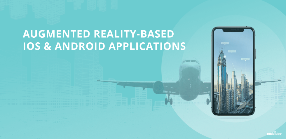 Case study: Augmented reality application development for travel industry