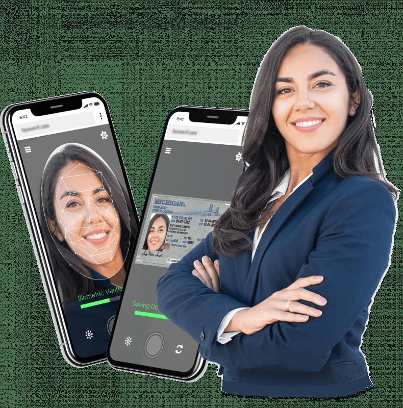 Face & voice recognition app development case study