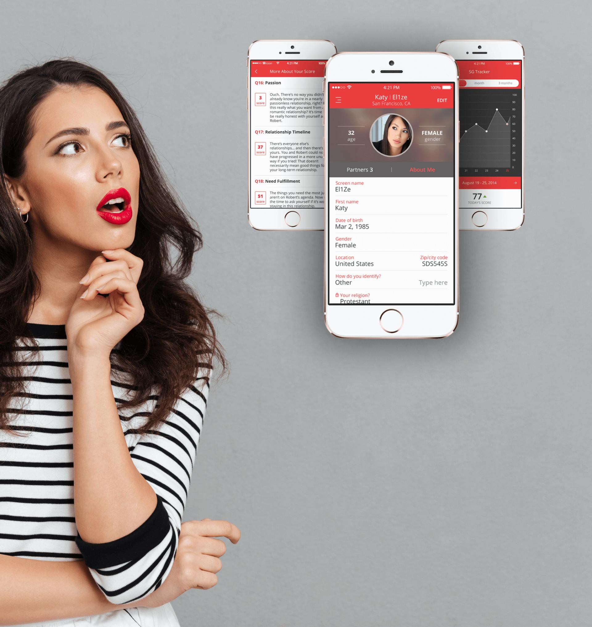 JavaScript, PhoneGap (Cordova) for cross-platform app development