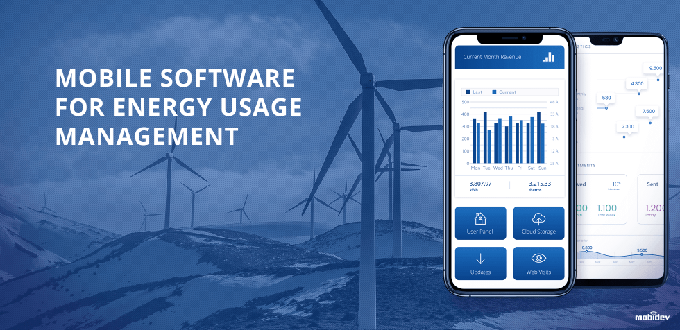 Case study: Cross-Platform System for Energy Industry