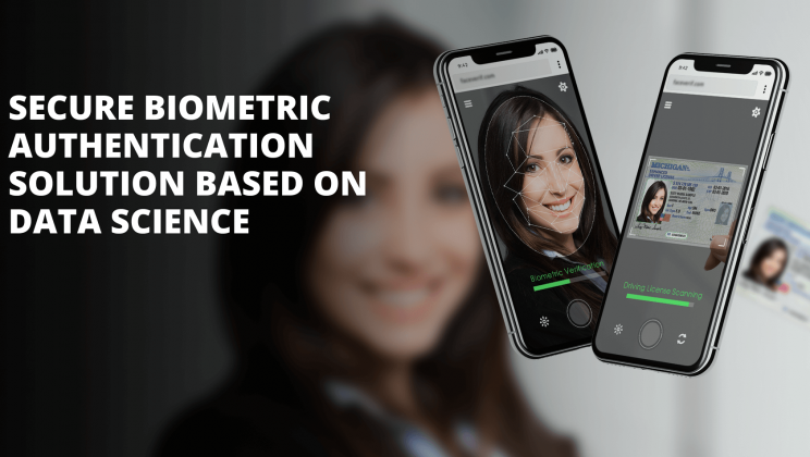 Case study: Face & voice recognition and authentication app development