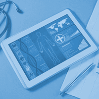 Use of BLE in healthcare applications