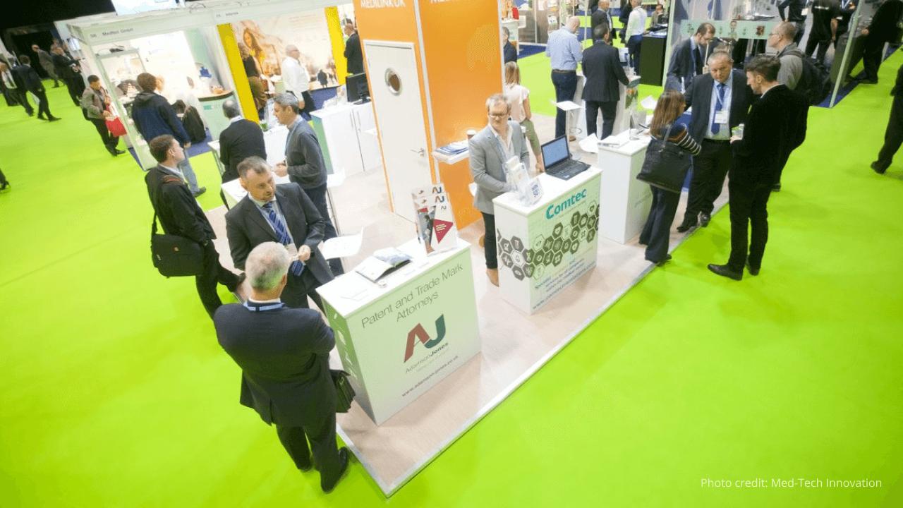 MobiDev team attended Med-Tech Innovation Expo 2018