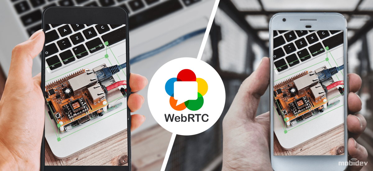 Augmented Reality For Remote Assistance Based On Shared AR & WebRTC