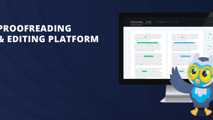 Case study: MVP development for proofreading and editing platform
