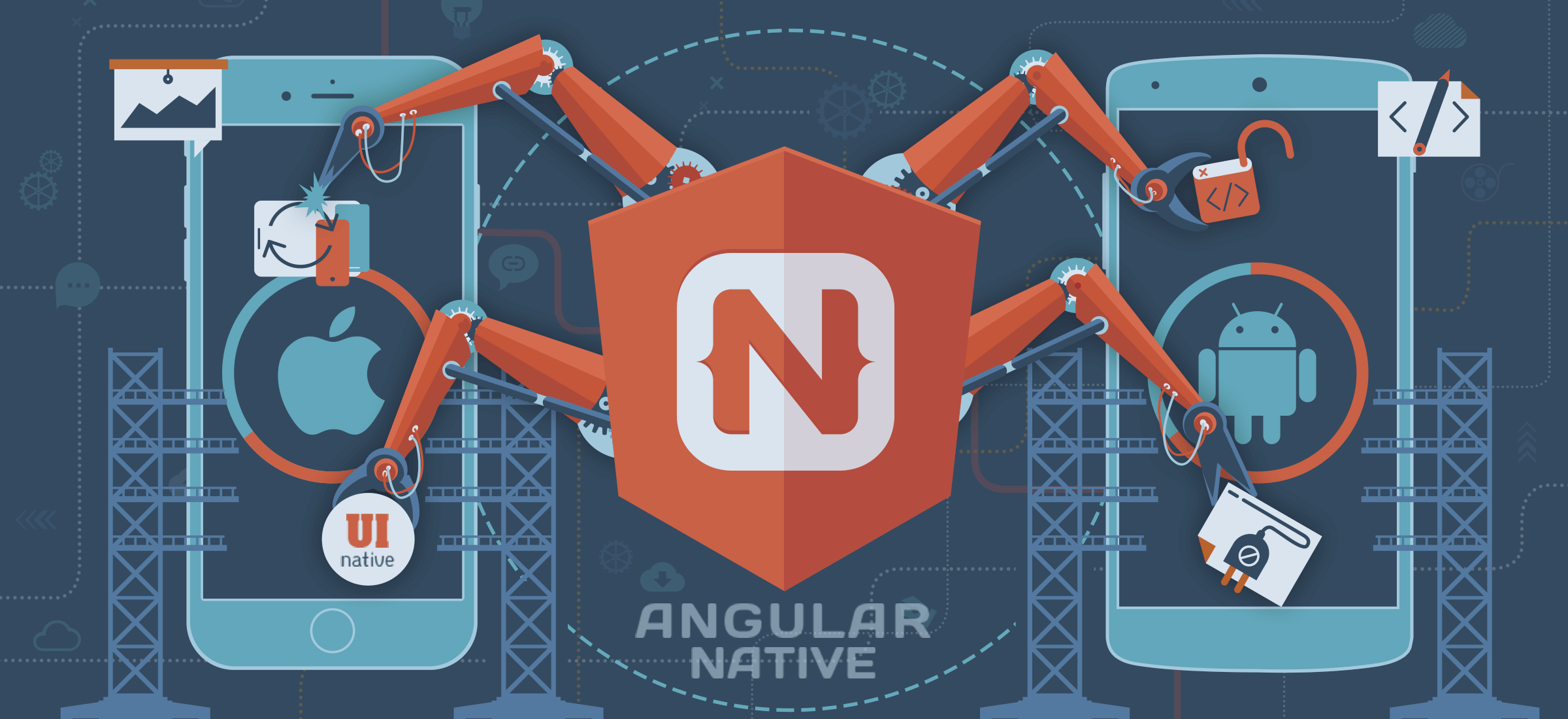 Angular Native - NativeScript with Angular 2
