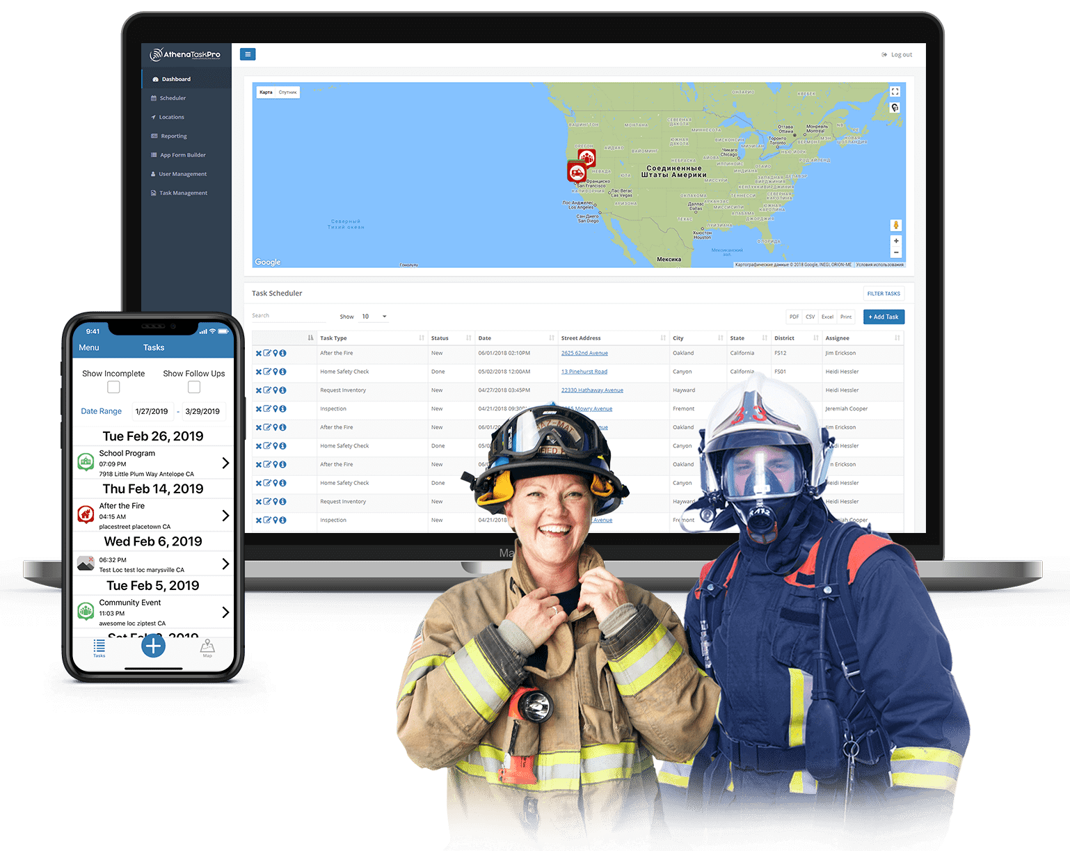 Cloud-based command center that streamlines inspections, revisions, assignments and reporting