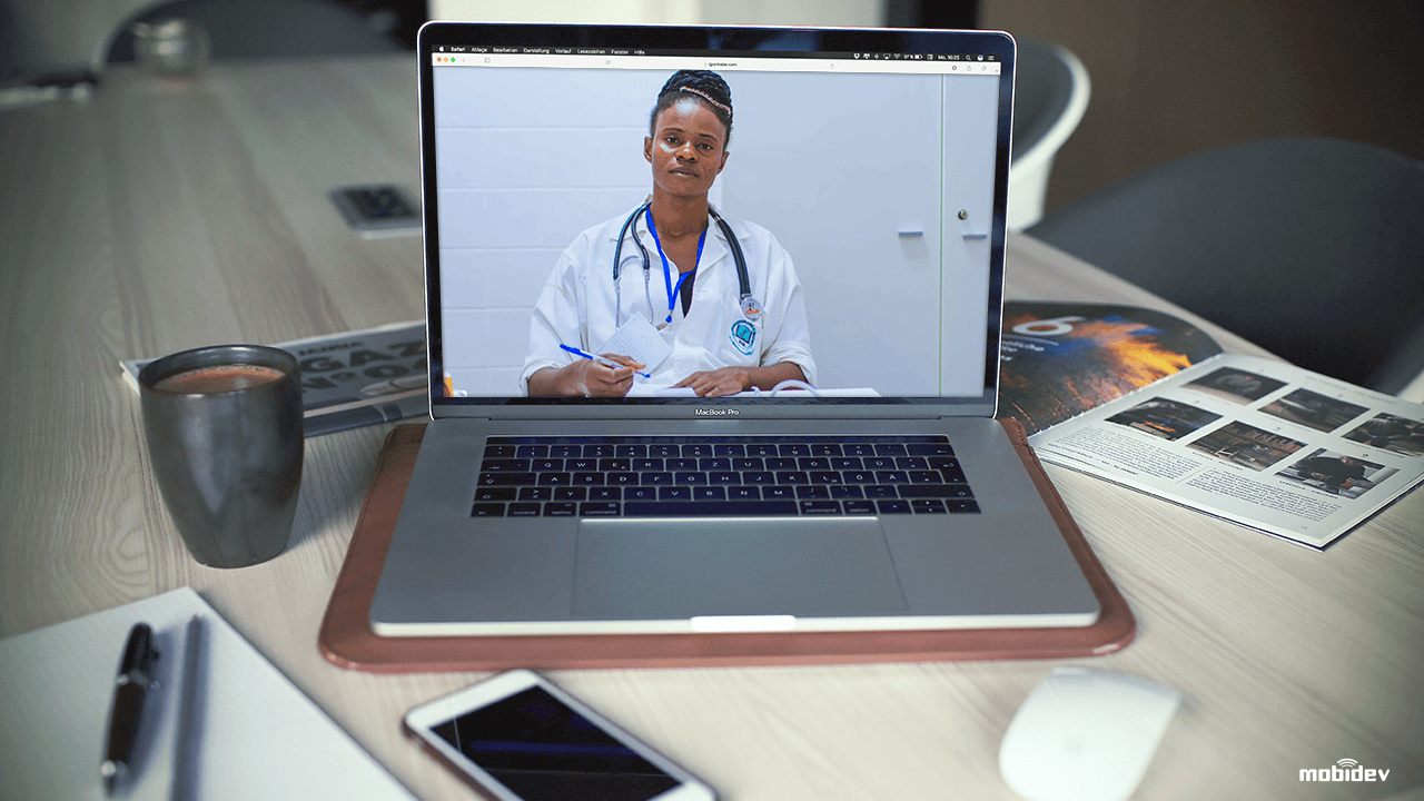 How to use WebRTC in healthcare applications