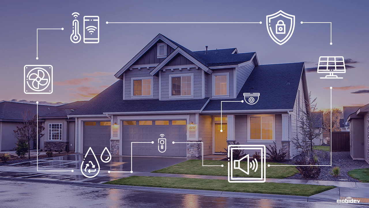 How to use WebRTC for smart home applications