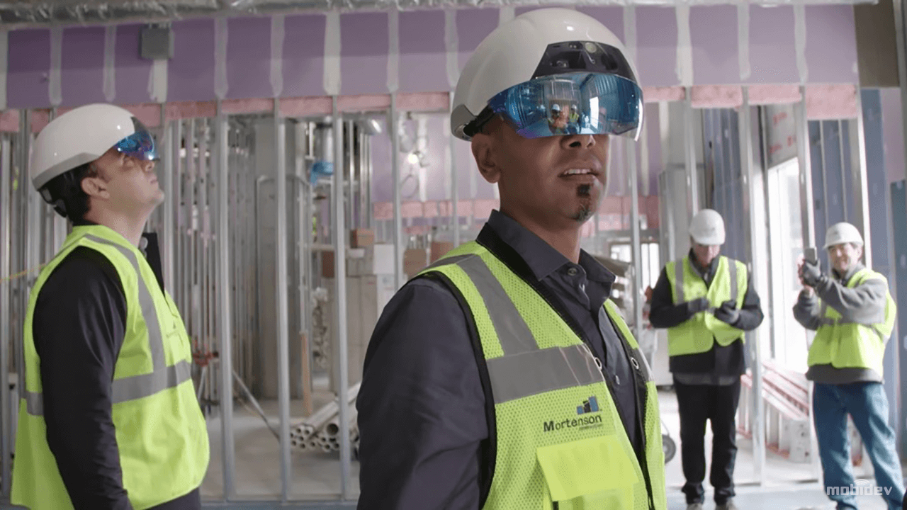 Augmented reality innovations provide a solid technological basis for Industry 4.0