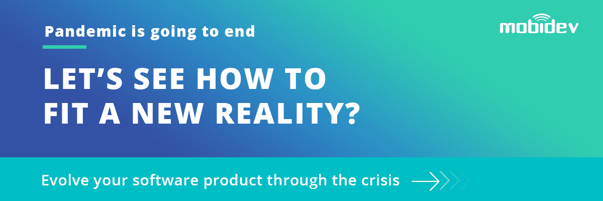 software development through crisis