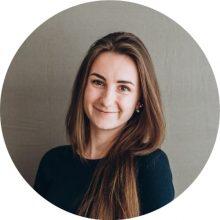 Liudmyla Taranenko, an AI engineer at MobiDev